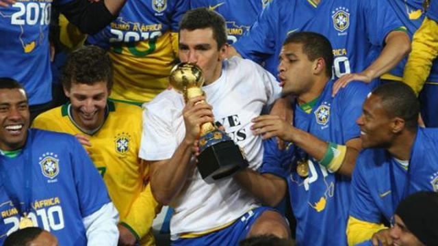 World Football - Brazil to face Japan in opening Confederations Cup match