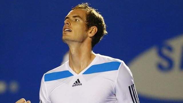 Tennis - Murray reaches Acapulco semis despite another shaky start