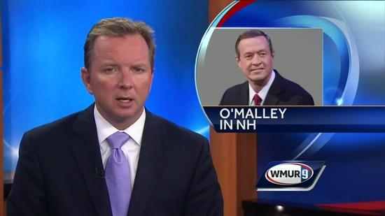 O'Malley positions himself as alternative to Clinton