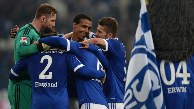 Bundesliga - Final day drama guaranteed with four vying for Europe