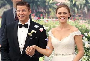 David Boreanaz and Emily Deschanel | Photo Credits: Patrick McElhenney/FOX
