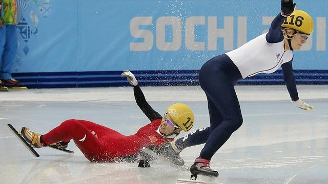 Speed Skating - Christie sets her sights on 2018 Games gold