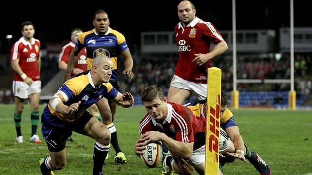 Rugby - O'Driscoll content after big win