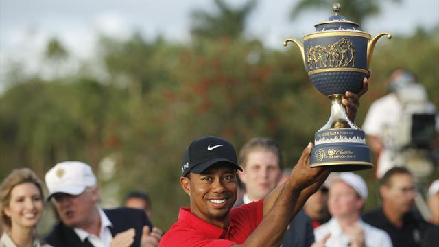 Golf - Woods, Scott eager to tame new-look Blue Monster