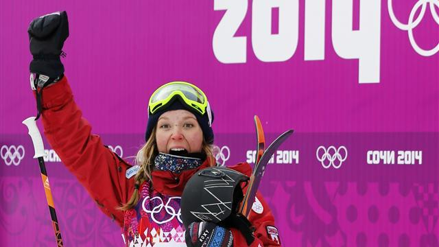 Freestyle Skiing - Canada's Howell wins women's slopestyle gold
