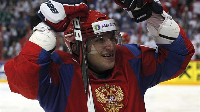 Ovechkin joins exodus from NHL to Russia