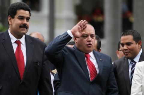 Are these men Venezuela's next leaders?