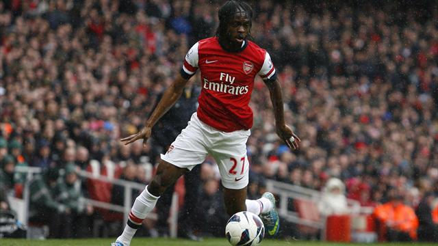 Serie A - Gervinho completes Roma switch
