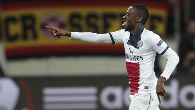Ligue 1 - Midfielder Matuidi extends contract at PSG until 2018