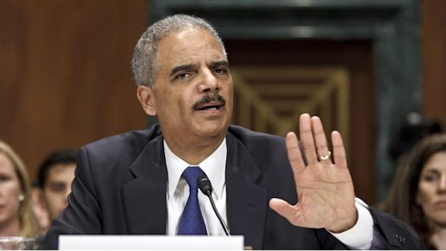 Eric Holder facing full House contempt vote