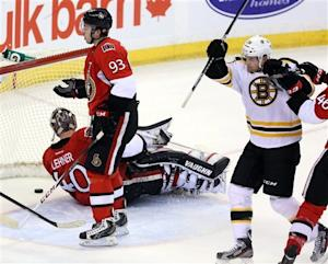 Seidenberg lifts Bruins past Senators, 2-1