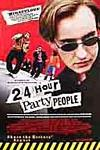 Poster of 24 Hour Party People