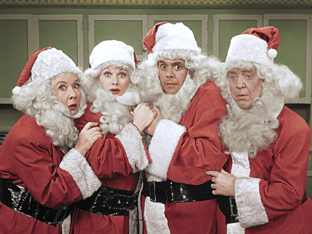 The I LOVE LUCY CHRISTMAS SPECIAL, a one-hour special featuring two newly colorized back-to-back classic episodes of the 1950s series, will be broadcast Friday, Dec. 20 (8:00-9:00 PM, ET/PT) on the CBS Television Network.