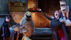 Sony Previews Adam Sandler Dracula Movie 'Hotel Transylvania' (Video)