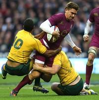 England will have a chance to avenge their recent defeat to Australia