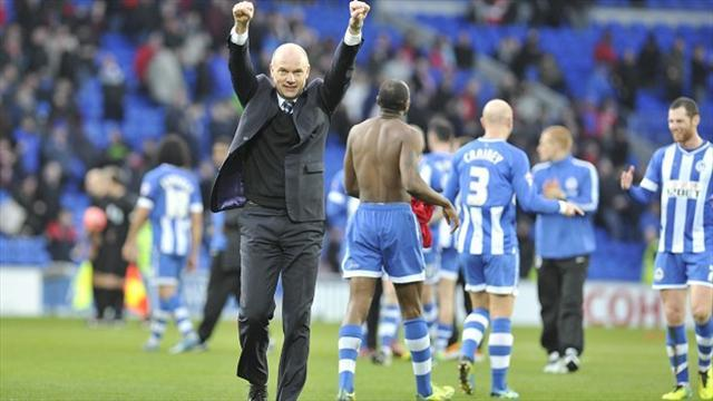 FA Cup - City cup clash a bonus' for Rosler