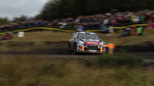 WRC - Rally GB to reintroduce classic stages