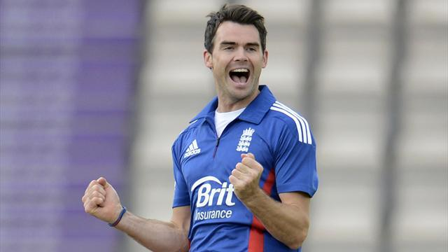 Anderson gets England T20 call-up