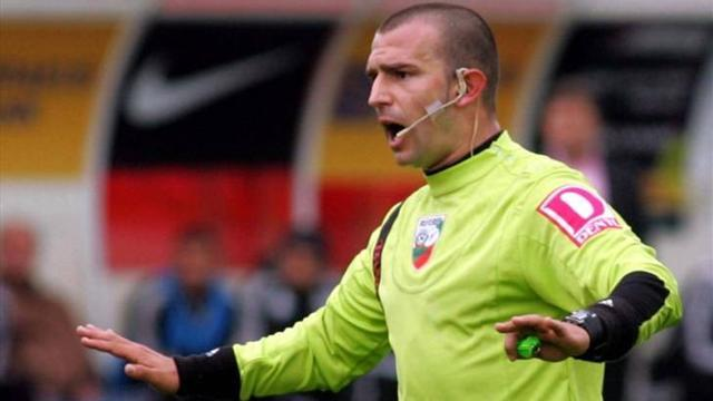European Football - Bulgaria suspends four referees for poor officiating