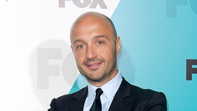 Fox 2012 Programming Presentation Post-Show Party - Joe Bastianich