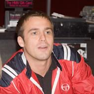 Arinze's Hollyoaks co-star Jamie Lomas