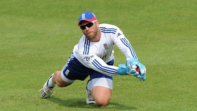 Cricket - Second Investec Ashes Test - England v Australia - England Nets Session - Day One - Lord's