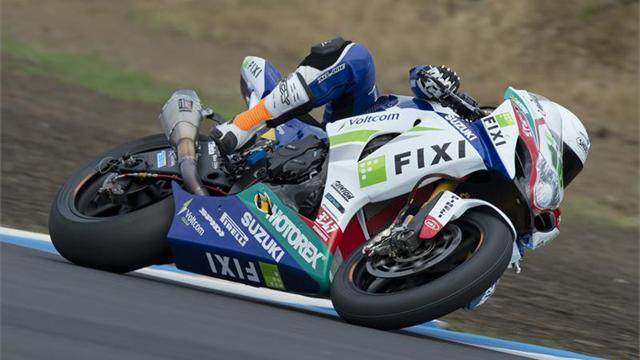 Superbike - Cluzel forced out of Australian test