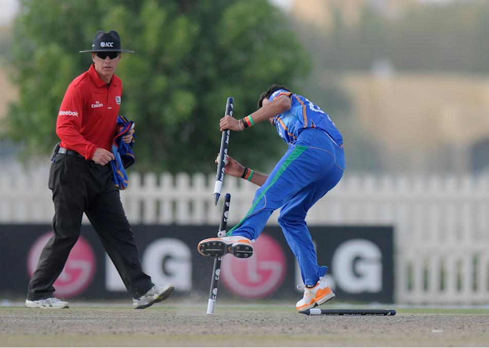 ICC Under 19 World Cup - Australia v Afghanistan