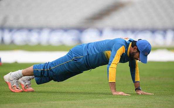 Pakistan Cricket Board says players not banned from doing push-up celebrations