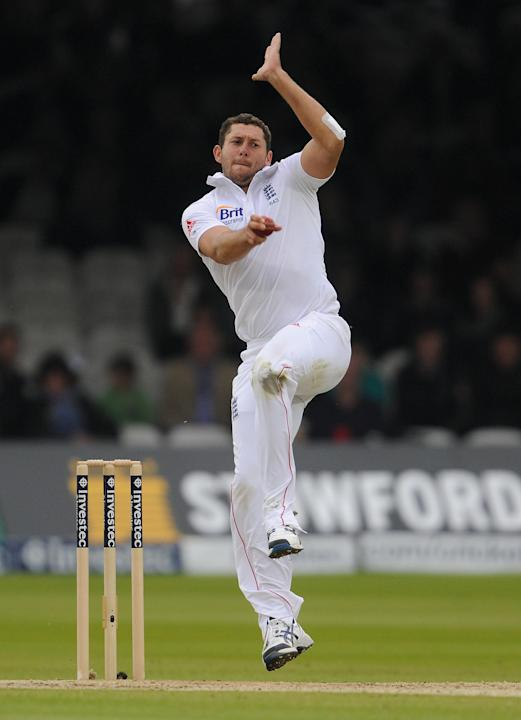 Cricket - Tim Bresnan Filer