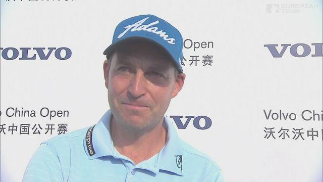 Levy and Howell react after China Open third round