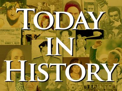 Today in History for February 17th