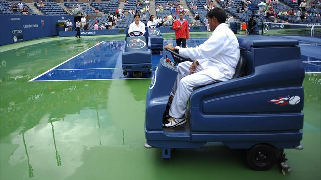 US Open - ATP does not support US Open's Monday finish