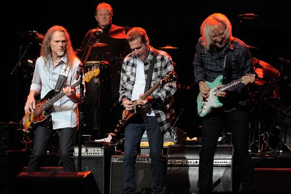 Eagles Tour Will Feature Founding Guitarist Bernie Leadon