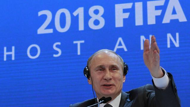 Krasodar fans complain to Putin about World Cup exclusion