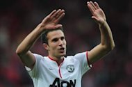 TEAM NEWS: Van Persie & Kagawa on the bench for Manchester United against Wigan
