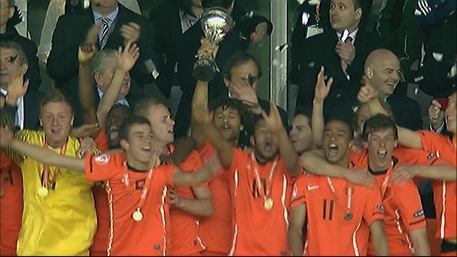 Video: Dutch win Euro 2012 U17s