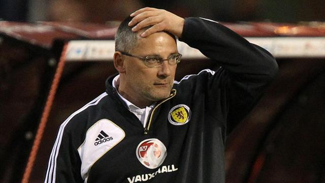 World Cup: SFA 'to take time' over Levein future decision