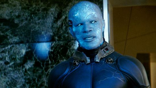 Jamie Foxx's Shocking Electro Transformation