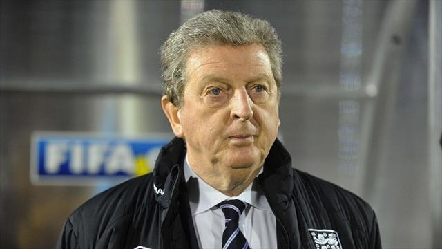 Football - Time to look to future - Hodgson