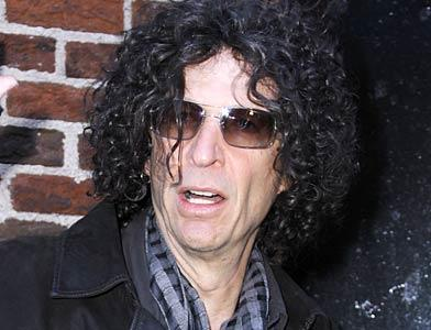 pst Howard Stern On Letterman