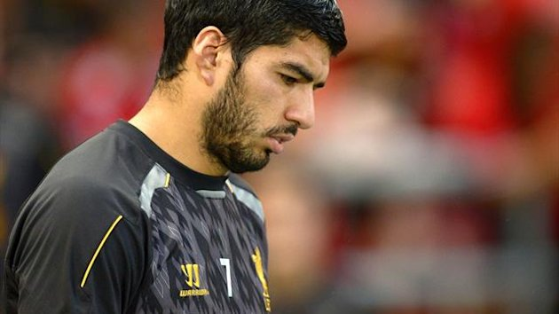 Luis Suarez on Liverpool's Asian Tour (AFP)