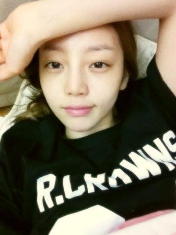 Haha Makes Fun of Kara's Goo Hara on Twitter