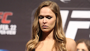Ronda Rousey Planning to Take a Break Following UFC 175