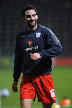 Craig Morgan has not yet secured a move away from Deepdale