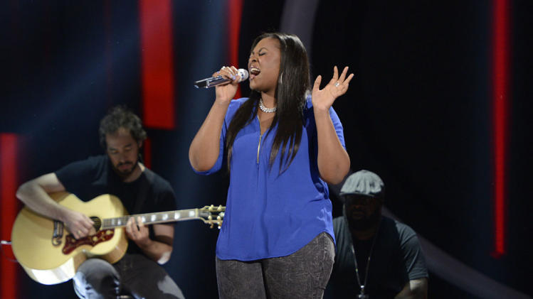 """American Idol"" Season 12 - Top 5"