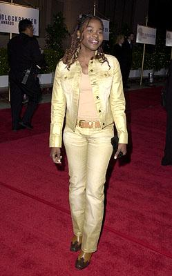 Tangi Miller Blockbuster Entertainment Awards Los Angeles, 4/10/2001