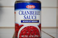 Canned cranberries will come to life with simple additions.