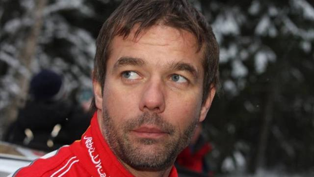 WRC - Loeb fears rain will hamper win bid