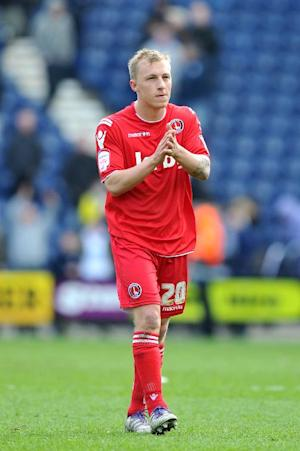 Chris Powell has allayed fears Chris Solly, pictured, could leave Charlton